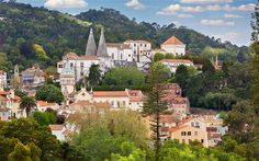 Sintra, Portugal: a cultural city guide | The Telegraph 29/10/2013 Sara Evans offers a cultural guide to the Portuguese town of Sintra, with its fairytale landscape of mist-soaked forests, turreted palaces and castle ruins.