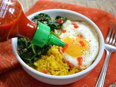 Golden Rice Bowl - $1.23 a serving