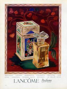 Lancôme (Perfumes) 1949 Tropiques
