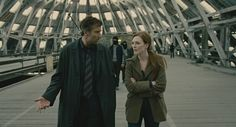"""Children of Men"" Dir. Alfonso Cuaron DoP. Emmanuel Lubezki"