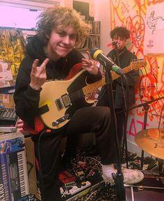 Jordan and Liam// Rat Boy