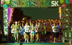 KC Glow Runners, Start