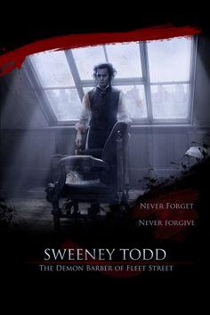 Sweeney Todd Movie Poster by ~Angela-T on deviantART