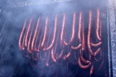 udenie klobasa Neon Signs, Sausages, Food And Drinks, Sausage