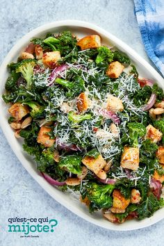 Salade panzanella d'hiver #recette Warm Salad, Winter Salad, Cooking Recipes, Healthy Recipes, What's Cooking, Panzanella Salad Recipe, How To Cook Beans, Food Substitutions, Nutrition