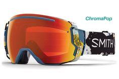 Smith - I/O7 Corsair Ripped Goggles, ChromaPop Everyday Lenses