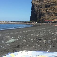 Tazacorte in Canarias