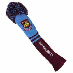 West Ham United FC. Headcover Pompom (Driver) by West Ham United F.C.. $32.95. Headcover. Official Licensed Product. West Ham United F.C.. WEST HAM UNITED F.C. Headcover Official Licensed Product