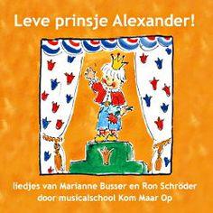 Een boterhamdiploma voor prinsje Alexander