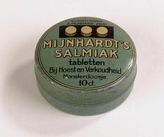 Mijnhardt's salmiak tabletten