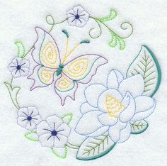 Machine Embroidery Designs at Embroidery Library! - Color Change - G9582