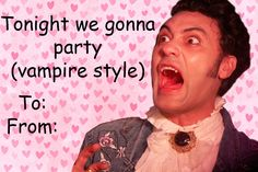What We Do In The Shadows valentine Nerdy Valentines, Happy Valentines Day, Valentine Cards, Film Books, Party Fashion, Funny Pictures, Funny Pics, Movies And Tv Shows, Comedy