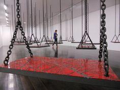 Mona Hatoum/ Bunker/ 2006