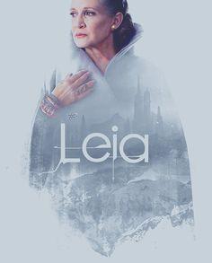 Star Wars Princess Leia - The Last Jedi