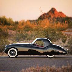 #WednesdayWheels - the iconic 1954 @jaguar XK 120 Roadster