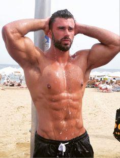 Hot Guys Fucking At The Beach