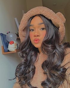 Baddie Hairstyles, Girl Hairstyles, Girl Drawing Sketches, Black Girl Fashion, Curly Girl, Aesthetic Clothes, Pretty People, Hair And Nails, Pretty Girls