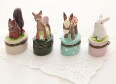 animal jewellery boxes