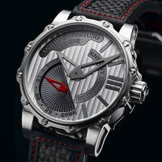 Les nouveautés 2014 de l'horloger Antoine Preziuso - « POWER INSIDE » UNLIMITED