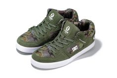 "AAPE by A BATHING APE x DC SHOES Radar Slim – ""Camo""