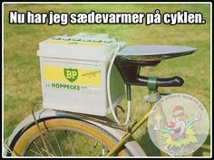 Sædevarmer på Cyklen.