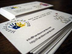 Get beautiful business cards printing (with die-cut and custom options) at: http://www.printsage.com/business-cards-printing.html