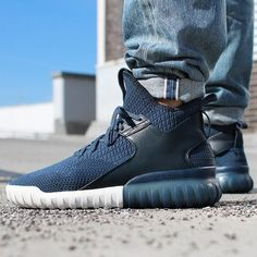 premium selection 5ba7d b4b7d adidas Originals Tubular X Dark Navy New Adidas Tubular, Adidas Originals  Tubular Runner,