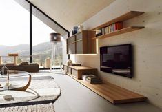 Lux tv wall