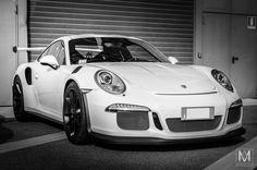 https://flic.kr/p/yYRg9F | Porsche 911 GT3 RS | White 991 gt3 rs in Monza