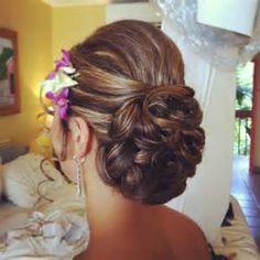 wedding hair updo - Bing images