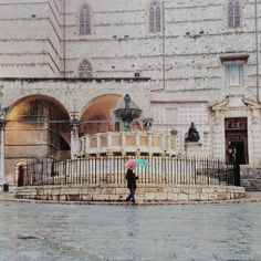 Somewhere, over the rainbow | Piazza IV Novembre, #Perugia
