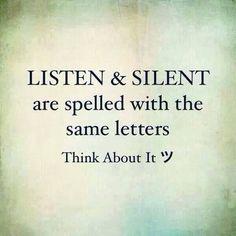 LISTEN & SILENT | La Beℓℓe ℳystère