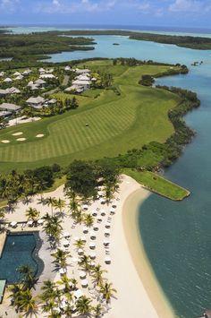 Anahita The Resort Aerial view