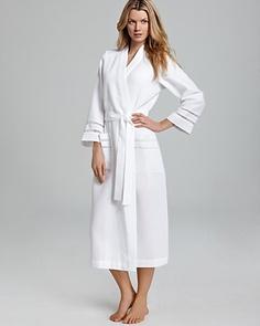 Oscar de la Renta Signature Knit Robe | Bloomingdales