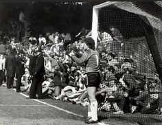Chelsea fans take over Blundell Park as they secure the Division 2 title against Grimsby Town in 1984 Chelsea Fans, Chelsea Football, Grimsby Town Fc, Park, Division, English, Vintage, Parks, English Language
