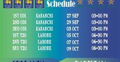 Sri Lanka Tour of Pakistan, Schedule, Squads, Fixtures, Free Online Streaming Live Cricket Streaming, National Stadium, Sri Lanka, Schedule, Squad, Pakistan, Tours, Free, Manga