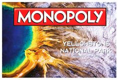 A+monopoly-themed+adventure+with+the+great+outdoors+awaits+you!+Plan+a+trip+and+experience+some+of+America's+most+iconic+and+historic+sites+in+this+special+Yellowstone+National+Park+Collector's+Edition+of+MONOPOLY.+Tour,+hike,+and+educate+yourself+at+some+of+the+park's+most+recognizable+spots,+including+Old+Faithful+Geyser,+Lower+Falls,+and+Grand+Prismatic+Spring.+For+2+to+6+players.+Ages+8+to+adult.