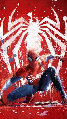 This is the first breakthrough and most anticipated for marvel spiderman game ever since the previous games were biggest flop. Marvel Comics, Marvel Fan, Marvel Heroes, Marvel Avengers, Spiderman Marvel, Spiderman Poster, Films Marvel, Parker Spiderman, Captain Marvel