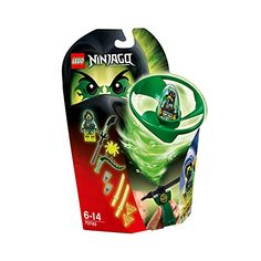 Lego 70743 - Ninjago Airjitzu Morro Flieger: Amazon.de: Spielzeug