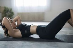 Schlanke Taille Flat Stomach, Body Types, Stockings, How To Get, Workout, Beauty, Fitness, Pants, Sport