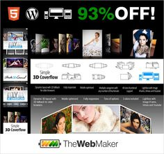 Bundle of 8 3D Professional Multi-Media WP and HTML5 Galleries - $37! - MightyDeals