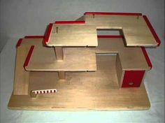 DIY - toy parking garage