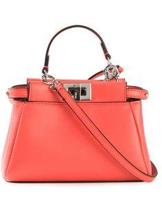 6764553286c1 FENDI Micro  Peekaboo  Tote.  fendi  bags  shoulder bags  hand