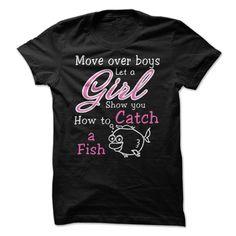 Girl love Fishing