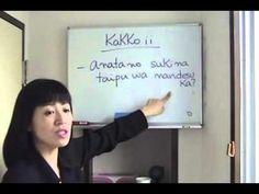 Curso de Japonês - Aula 17 - Satomi Sensei
