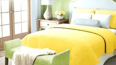 1000 Images About Yellow Bedrooms On Pinterest Yellow