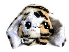 Big Fluse Kawaii Plush cute Rabbit Tiger Star Monster by Fluse123