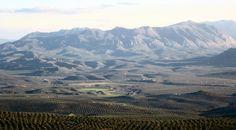 Sierra Mágina - Valle del Guadalquivir, Jaén. Spain