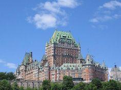 Vieux Quebec - Old Quebec