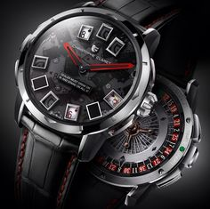 Christopher claret/poker watch